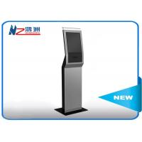Buy cheap Outdoor Double Sides 32 Inch Touch Screen Computer Kiosk For Advertising Display product