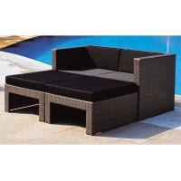 Mtc 068 asian outdoor furniture pvc pipe rattan furniture Pvc pipe outdoor furniture