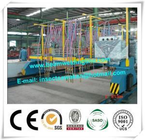 Buy cheap Модель Gantry машины кислородной резки CNC производственной линии луча h стальной плиты product