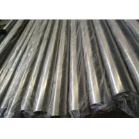 Buy cheap Polished ERW Stainless Steel Welded Tube For Gas Transport ASTM A249 SCH80 product