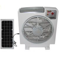 Re-chargable Emergency Fan with high efficiency and high quality