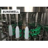 Buy cheap Pe Filling Machine With Aluminum Bottle Filling And Sealing Machine from wholesalers