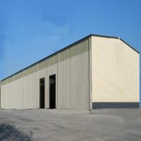 Buy cheap factory warehouse prices prefabricated Steel structure prefab steel building with Q345, Q235 etc product