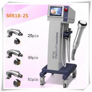 Buy cheap Beauté partielle Machinem de l'aiguille micro rf avec le certificat de la CE product