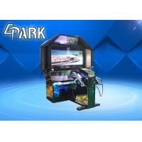 Buy cheap Operation Ghost Electronic Coin Operated Arcade Machines / Shooting Game Machine product