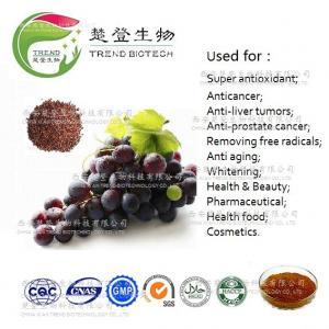 Buy cheap Extrait 100% élevé de graine de raisin de valeur de la nature ORAC/haut polyphénol d'OPC/High/Vitis vinifera L. product