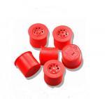 Caja redonda de sonidos de la prensa para el juguete de la felpa