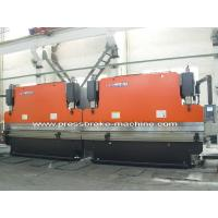 Buy cheap Bending Tandem Press Brake Equipment / Servo Hydraulic Press 250T Force product
