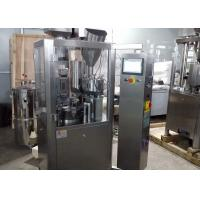 Buy cheap Fully Automatic Capsule Filling Machine Manufacturer For 000-5# Caspule from wholesalers