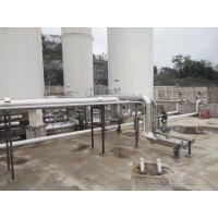 China Skid Mounted LNG Vaporizer 0.8-100MPa Steel 10-6000nm3 / H Flow Low Consumption on sale