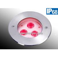 Buy cheap Swimming Pool Underwater LED Lights 3 W Stainless Steel Anti Corrosion product