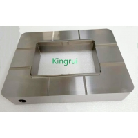 Buy cheap 50HRC Ra0.4um 420SS Cavity CNC Milling Components product