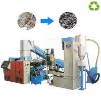 China PP PE Waste Plastic Recycling Machine OEM / ODM Available Easy Maintenance on sale