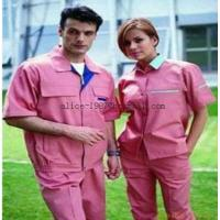 Buy cheap 100%Cotton Workwear Safety Workwear Overall Factory Workwear product