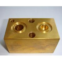 Buy cheap china CNC Turned Parts for Brass Pneumatic Hydraulic Accessories manufacturer from wholesalers