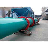 Buy cheap Waste Pretreatment Equipment Rotary Drum Dryer Industrial Dryer Machine product