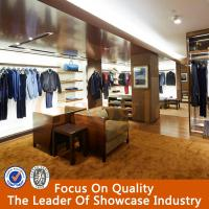 Buy cheap exhibición de la ropa de los muebles de la tienda de la moda de la venta/exhibición de la tienda calientes de la ropa product