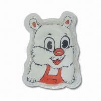 Buy cheap Hot Water Bag in Cat Design, Reusable, Non-toxic and Non-caustic Features product