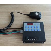 Buy cheap Audio School Bus Announcer / 3G bus stop announcement system product