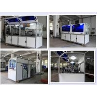 Buy cheap PLC Control Plastic Bank Smart Card Making Machine Automatic Credit Card Punching Machine product
