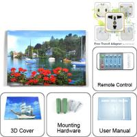 Buy cheap Beautiful Hidden 5 Band / 10 Watt Mobile Network Jammer Device With Wall Painting from wholesalers