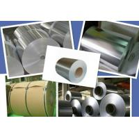 Buy cheap 8011 O Temper Jumbo Aluminium Foil for Food Packaging product