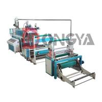 China Double Layers High Speed Stretch Film Making Machine Production Line on sale
