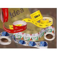 Buy cheap Product color barcode advertisement label sticker product