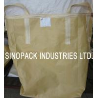 Powder goods trasportation Circular / Tubular building sand bulk bag