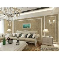 Buy cheap Vinyl Sofa TV Background Decor Wallpaper Modern Cozy Style 0.53*10M PVC Wallcovering China from wholesalers