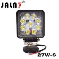 Buy cheap Led Work Light JALN7 27\W Car Driving Lights Fog Light Off Road Lamp Car Boat Truck SUV JEEP ATV Led Light product