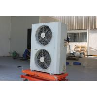 Buy cheap Household R410A Total Heat Recovery Air Cooled Heat Pump Unit With 65 C Hot Water product