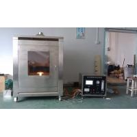 SS Structure Flammability Testing Equipment / Construction Material Testing Equipment