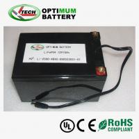 China Optimum Electric Motorcycle Lifepo4 Starter Battery 12v 10ah Batteries on sale