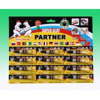 Buy cheap All Purpose Glue Adhesive Strongest Super Glue for Wood , Rubber , Ceramic product