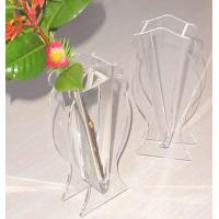 Buy cheap acrylic flower stand flower holder product