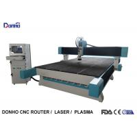 Buy cheap High Efficiency Industrial 3 Axis CNC Router Machine With Mist Cooling System product