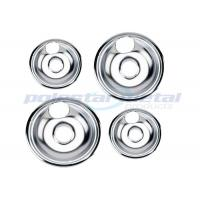 Buy cheap Durable Steel Stove Top Drip Pan Gas Burner Drip Bowl For BBQ Industrial product