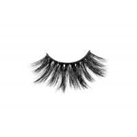 Buy cheap Professional Eyelash Manufacturer Wholesale 3D Faux Mink False Eyelashes OEM Accepted product