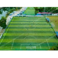 Buy cheap Labsports Tested Artificial Football Turf With Natural Looking No Fertilizing product