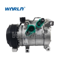 Buy cheap 97701B9010 Auto AC Compressor For Hyundai I10 RS09 110MM 2014 product