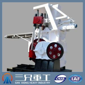 China MZJ600-3 Small Scale Industries Machine Concrete Brick Manufacturing Machine on sale