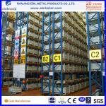 Buy cheap Pallet Racking / Beam Racking, orange / blue / green customized sizes Powder Coated  Heavy Duty Racking product