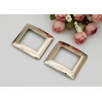 Buy cheap Mini Size Simple Square Replacement Dance Shoe Buckles For Shoe Accessory from wholesalers