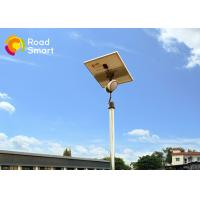 Buy cheap High Performance 8W Solar LED Garden Lights With Adjustable Mono Panel product