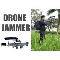 Signal jammer US , Long Distance Drone Frequency Scrambler Customized With 24 Hours Working Time