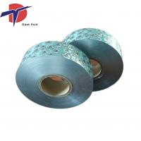 Buy cheap Cheap And High Quality logo printed Packaging Aluminium sealing Film product