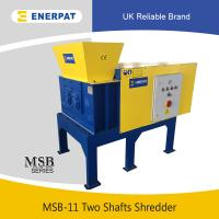 Buy cheap Scrap aluminum/tin cans shredder for sale with UK design and CE product