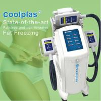Buy cheap No Downtime Cryolipolysis Fat Freezing Machine Fat Loss Machines 3 Handles product