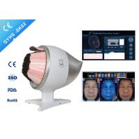 Buy cheap CE Approval UV Facial Skin Analyzer Machine Beauty Equipment With High Resolution product